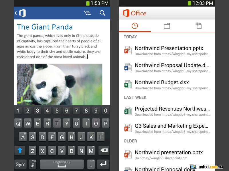 Microsoft Office Mobile наконец-то доступен для Android